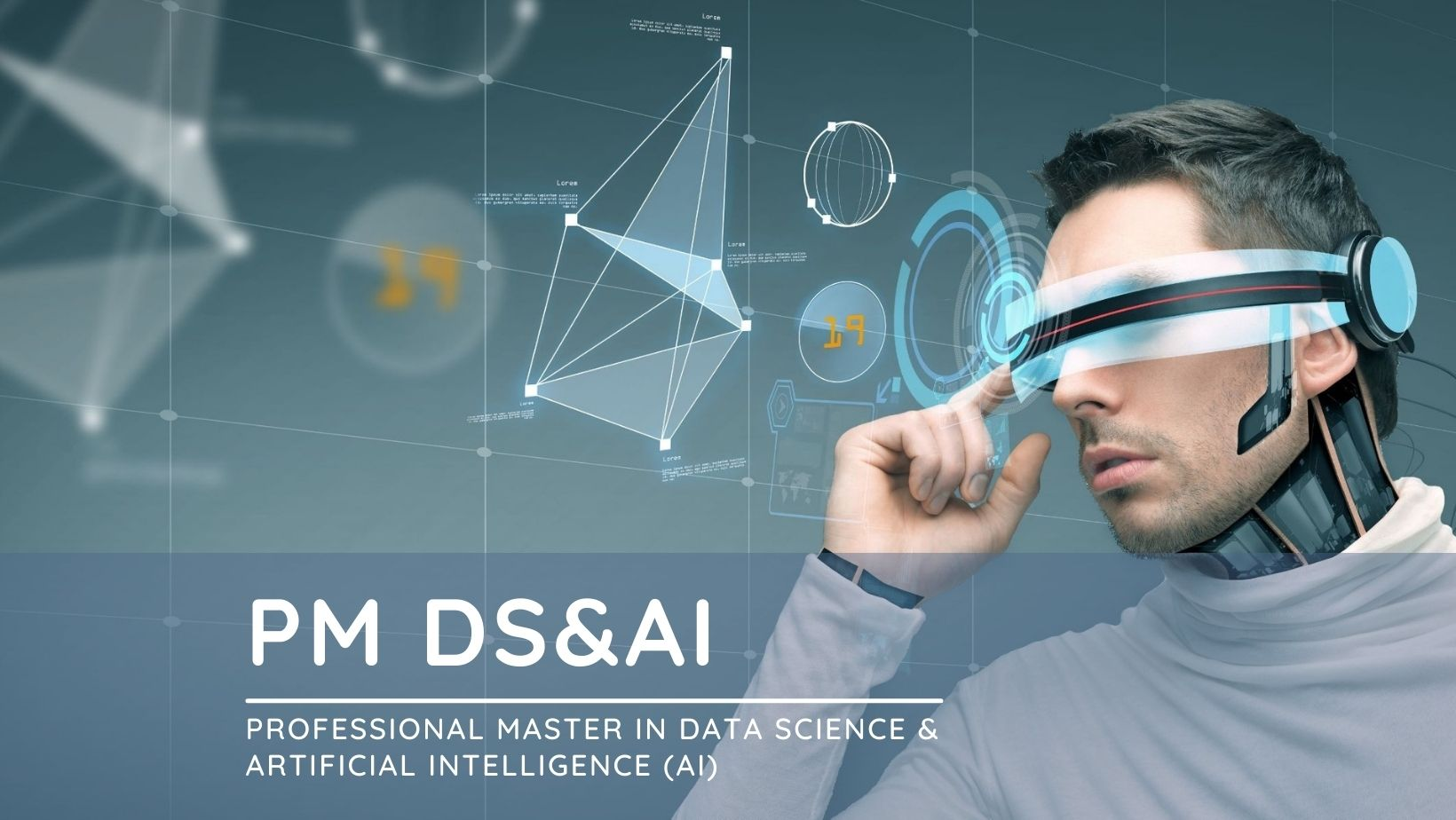 Professional Master of Data Science and Artificial Intelligence (AI)